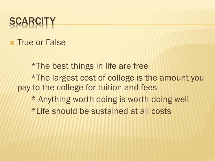 Scarcity1