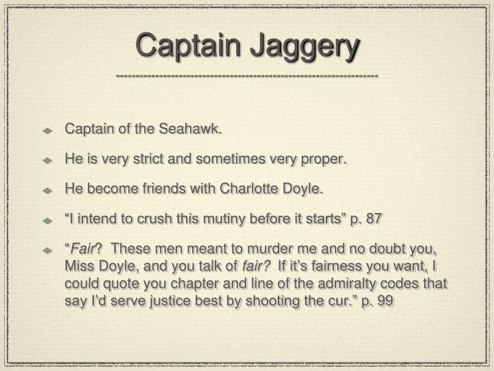 Captain Jaggery