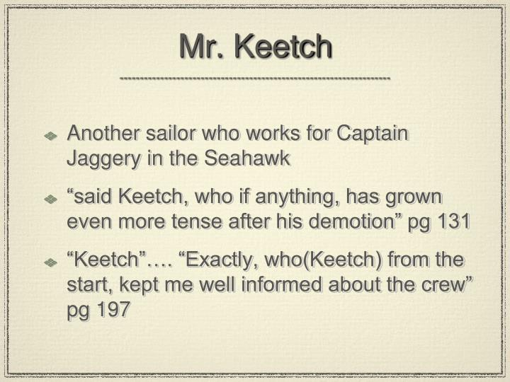 Mr. Keetch