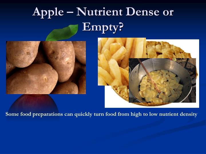 Empty Calorie Foods That Americans Eat