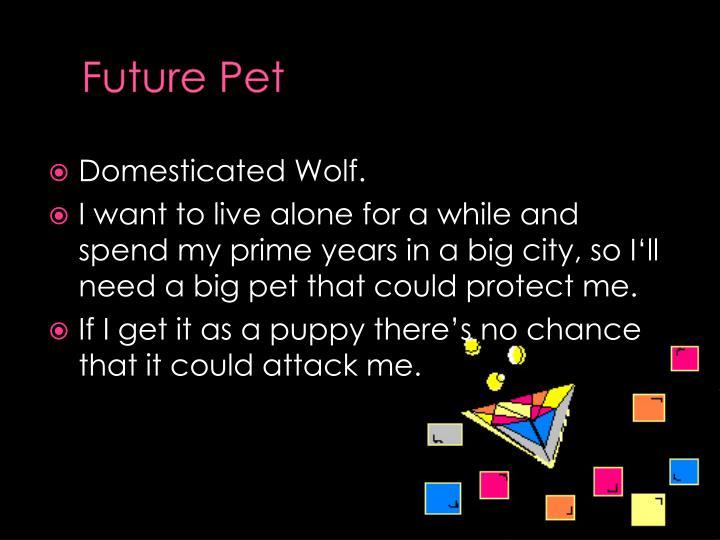 Future Pet