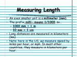 measuring length1
