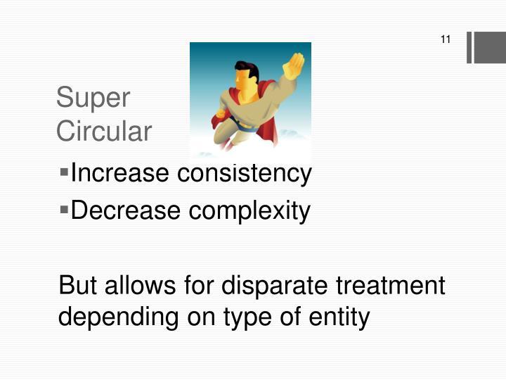 Super Circular