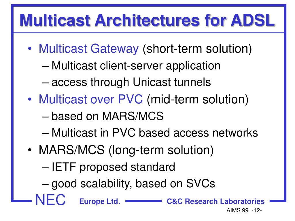Multicast Server Client In C