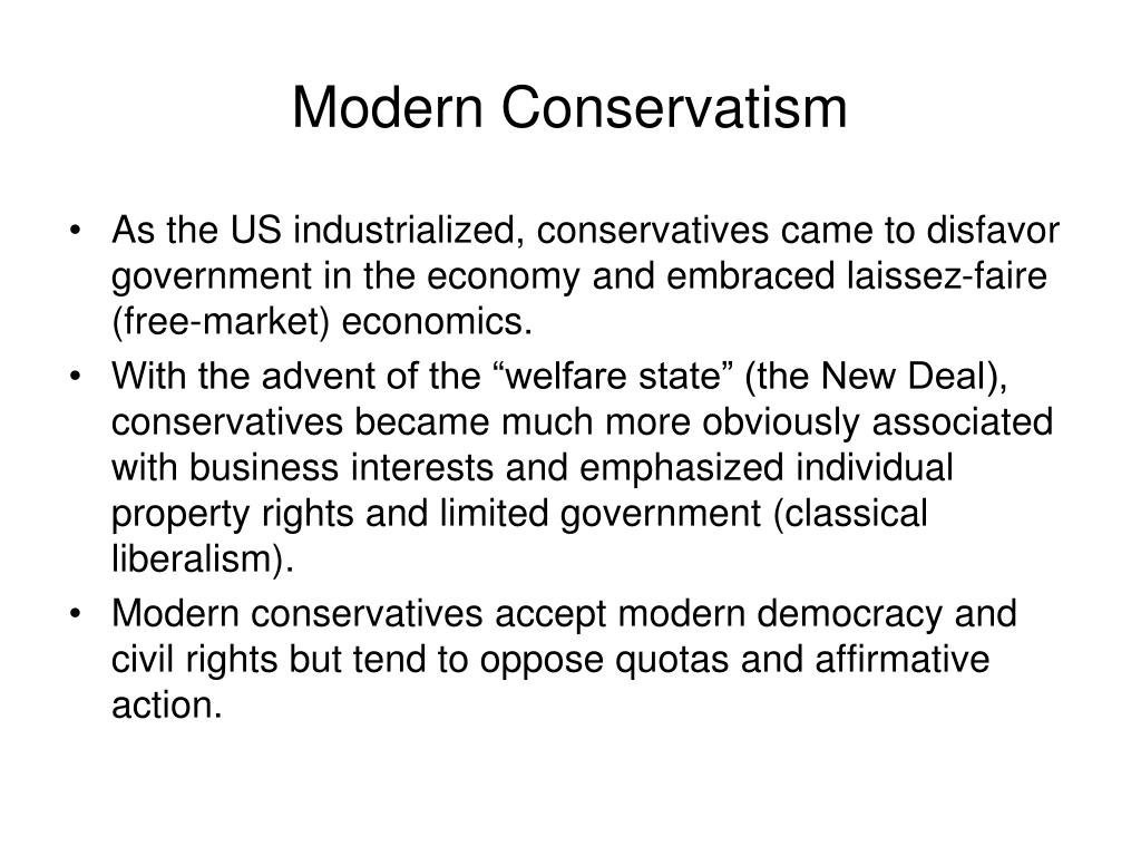 classical liberalism vs conservatism