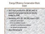 energy efficiency conservation block grant2