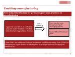 enabling manufacturing1