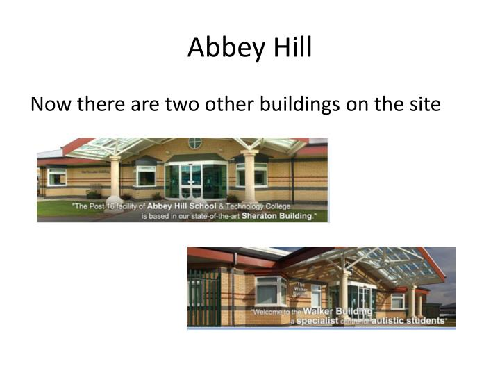 Abbey hill