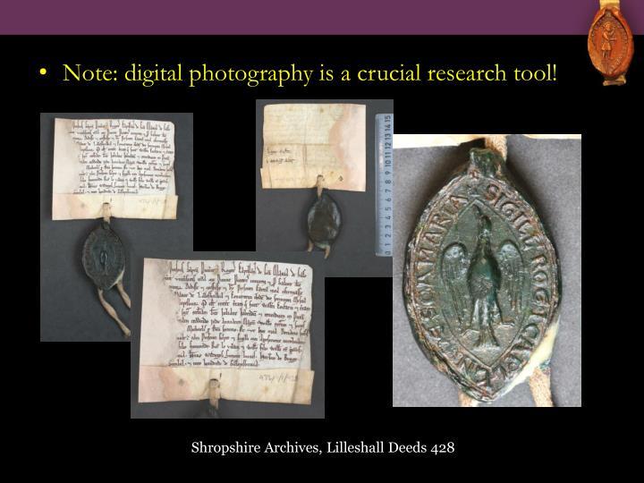 Shropshire Archives, Lilleshall Deeds 428