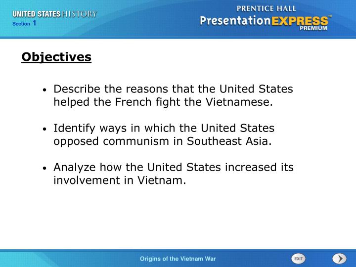 an analysis of how and why the united states got involved in the vietnam war Why did the united states get involved in the war in vietnam when north vietnamese (communist) patrol boats attacked american destroyers, this led to all out war with north vietnam the us also got involved to stop communism from spreading from north to south vietnam.
