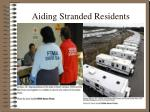 aiding stranded residents1