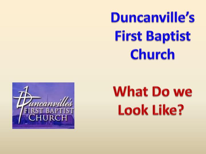Duncanville's