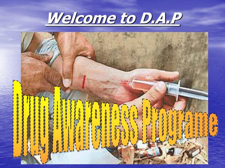Welcome to d a p
