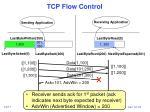 tcp flow control13