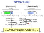tcp flow control15
