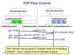 tcp flow control23