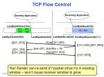tcp flow control24