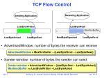 tcp flow control5