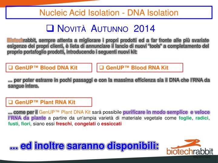 Nucleic