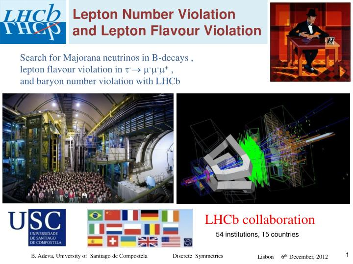 lepton number violation and lepton flavour violation n.