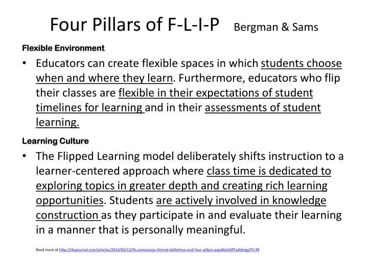 Four Pillars of F-L-I-P