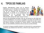 4 tipos de familias2