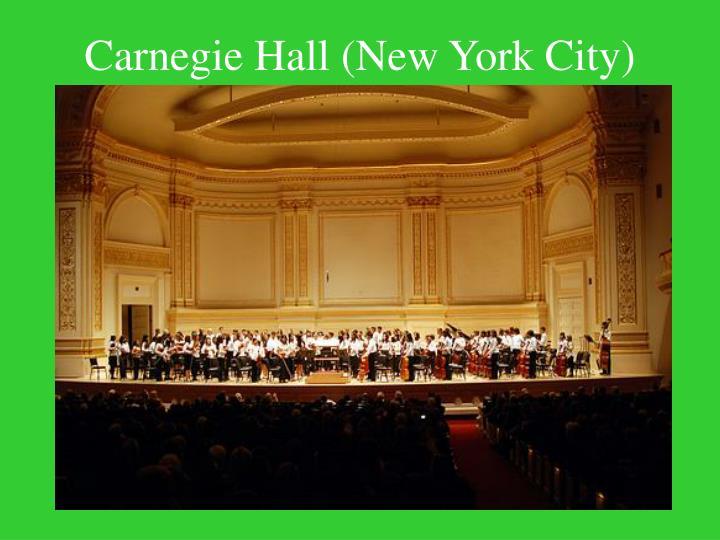 Carnegie Hall (New York City)