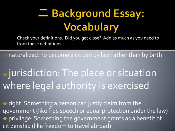 what makes a person an american essay An essay is, generally which is commonly used in philosophy, the writer makes a thesis and argument, then objects to their own argument (with a counterargument.
