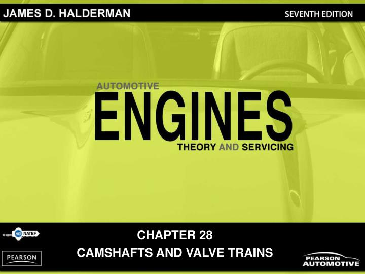 chapter 28 camshafts and valve trains n.