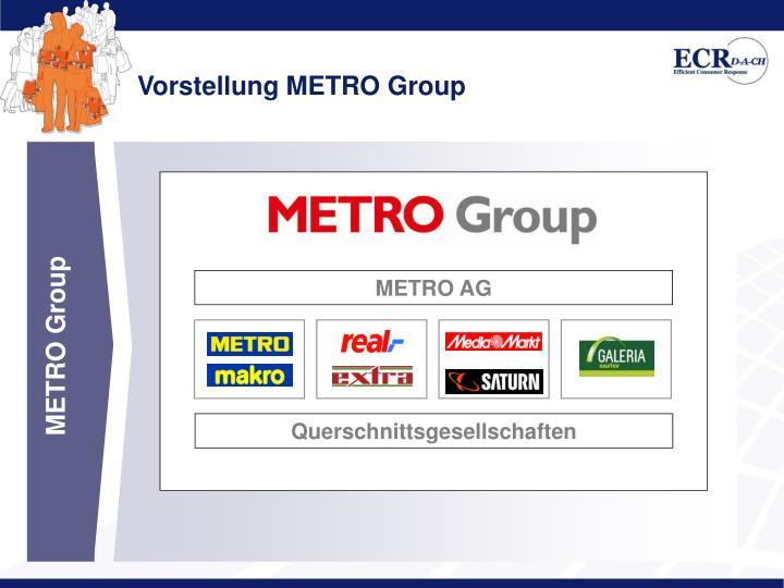 Vorstellung metro group