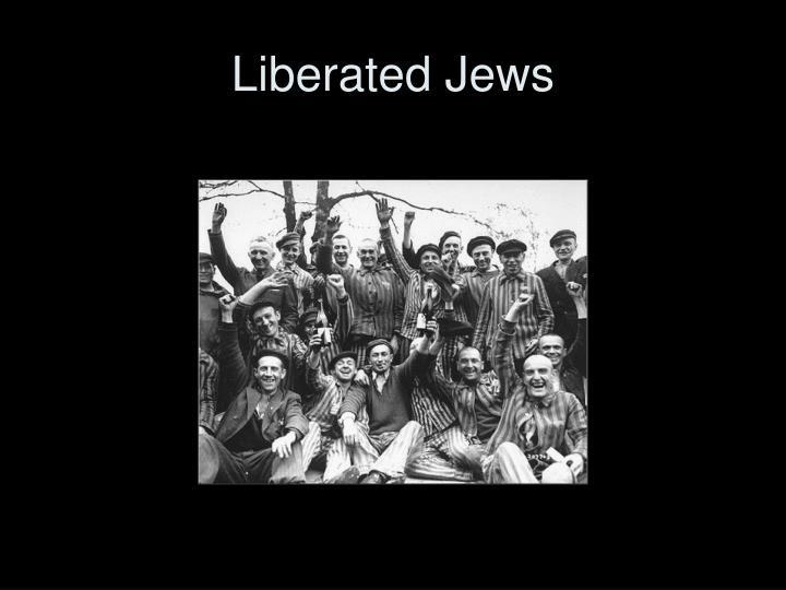 Liberated Jews
