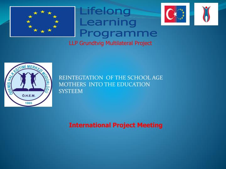 the school improvement project of the