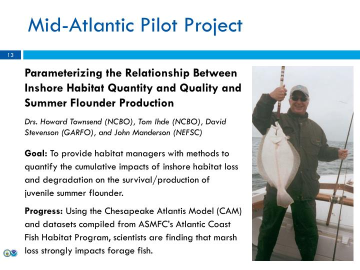 Mid-Atlantic Pilot Project