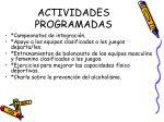 actividades programadas1