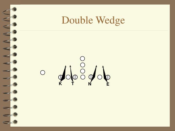 Double Wedge
