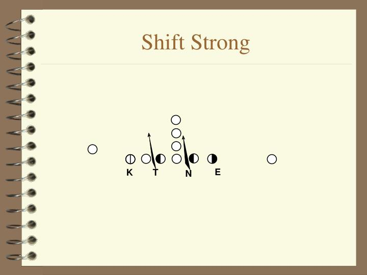 Shift Strong
