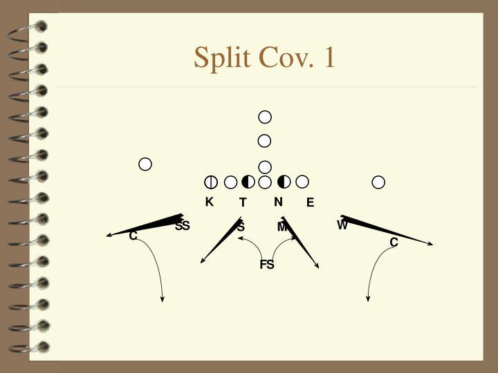Split Cov. 1