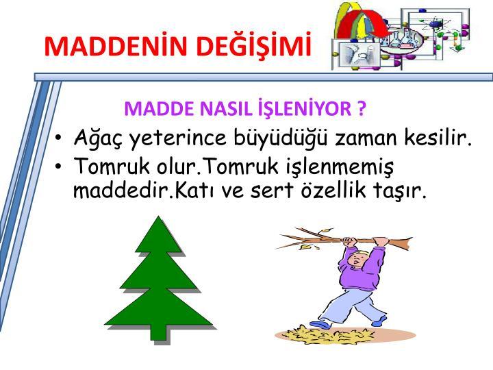 Madden n de m