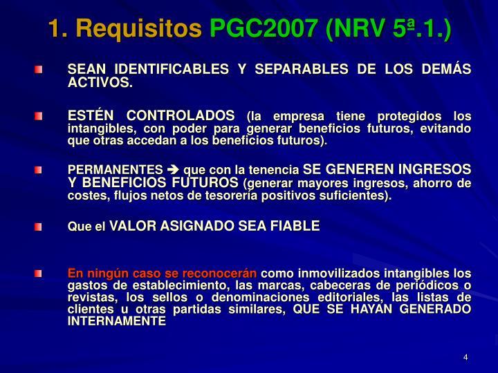 1. Requisitos