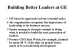 building better leaders at ge