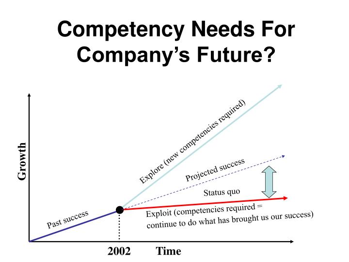 competency needs for company s future n.