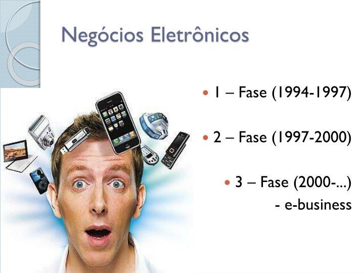 Negócios Eletrônicos
