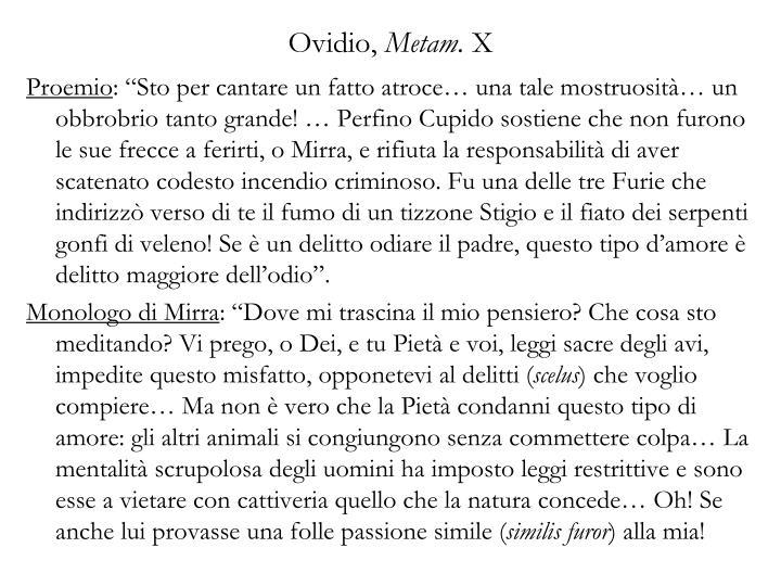 Ovidio,