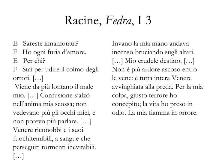 Racine,