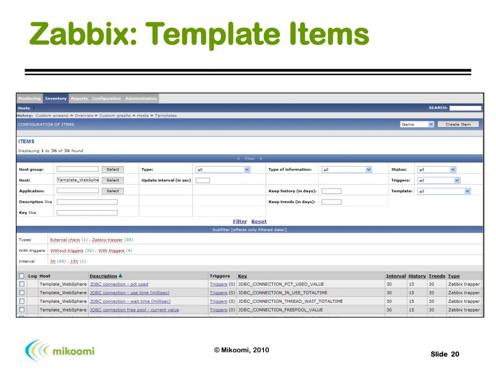 PPT - A Zabbix Believer's Story…… PowerPoint Presentation - ID:6242450