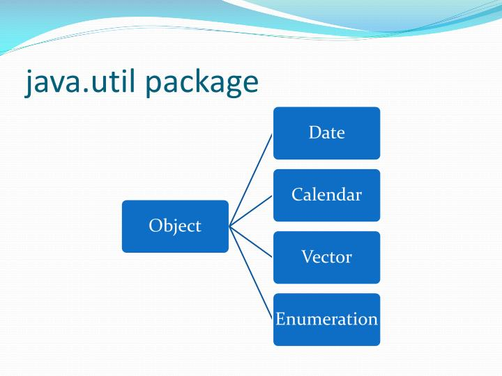 java.util package