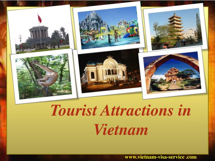 tourism and tourist attractions
