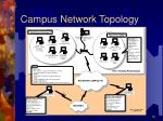 campus network topology