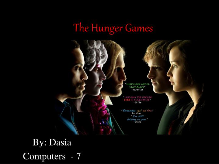 analysis of the hunger games The hunger games summary & study guide includes detailed chapter summaries and analysis, quotes, character descriptions, themes, and more.