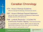 canadian chronology2